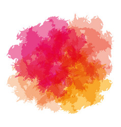 Colors watercolor art paint vector
