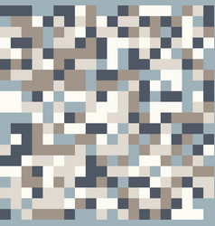 abstract geometric background in neutral colors vector image