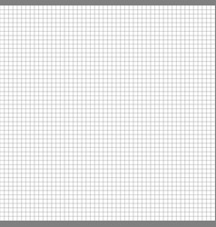 grid pater graph background vector image