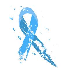 prostate cancer awareness vector image