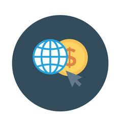 Worldcurrency vector