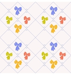 Seamless geometric baby pattern Texture of vector