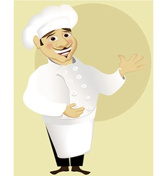 Chef vector image vector image