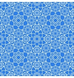 Islamic ethnic ornament vector image