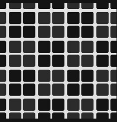 dark grey patch board repeatable pattern eps 10 vector image
