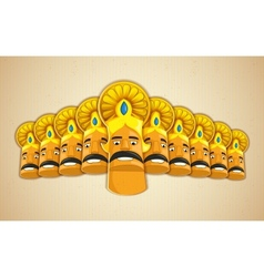Dussehra Greetings vector