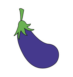 vegetable icon image vector image