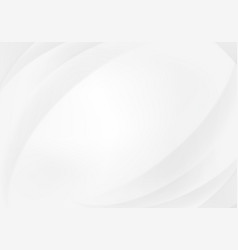 white abstract circular gradient background with vector image