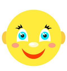 smiley smiles vector image vector image