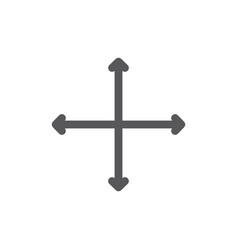 Navigation traffic and flexibility line icon vector