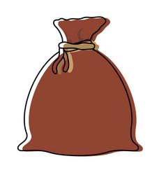 sack icon image vector image