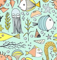 Underwater Pattern vector image