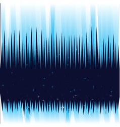 Abstract background from figures vector