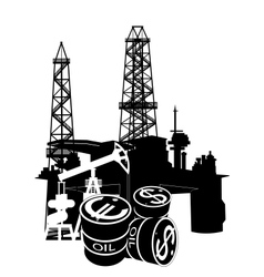 Production and sale of petroleum vector