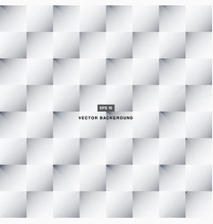 abstract background black and white square pattern vector image vector image
