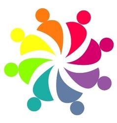 Union symbol vector image vector image