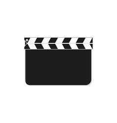film flap vector image