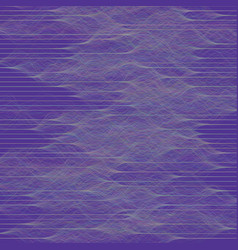 abstract composition waves signals background vector image