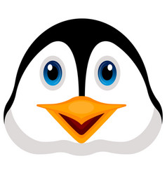 Avatar of a penguin vector