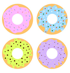 donuts2 vector image
