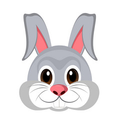 avatar of a rabbit vector image vector image