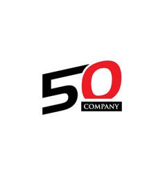 50 letter logo-01 vector