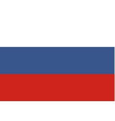 Flag of the russian federation vector