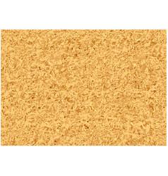 seamless abstract cork texture vector image