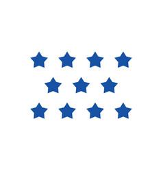 Usa flag 11 stars 4th fourth july american vector