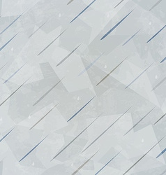 rain seamless pattern with grunge effect vector image
