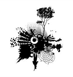 Father Son Fantasy Concept vector image