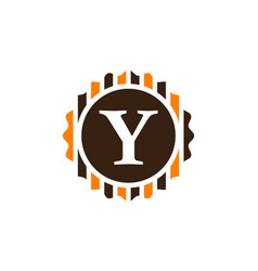 Best quality letter y vector