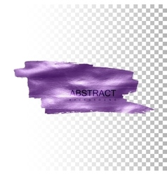 Glowing paint stain banner vector