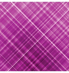 Wallace tartan purple background EPS 8 vector image