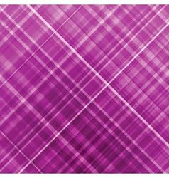 Wallace tartan purple background EPS 8 vector image vector image