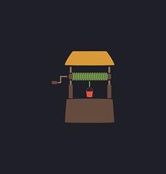 well computer symbol vector image