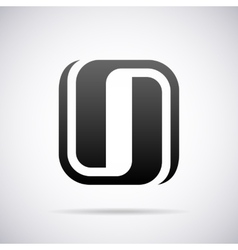 logo for letter O Design template vector image