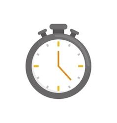 Sport timer chronometer vector image