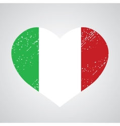 emblem of italy vector image