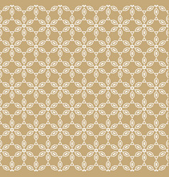 geometric seamless pattern in japanese style wood vector image