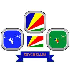 Symbol of Seychelles vector