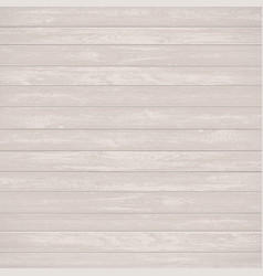 White textured wooden panels background of timber vector