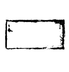 Dirty stamp vector image vector image