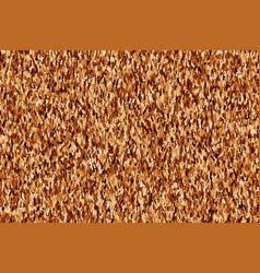 Coffee color granule texture vector
