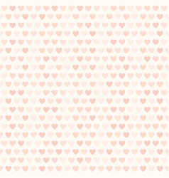 rose heart pattern seamless love background vector image