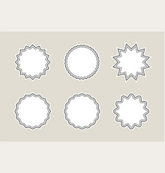 special offer sale tag discount offer price label vector image