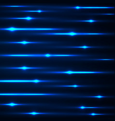 abstract background with glowing lines vector image