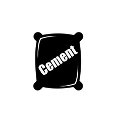 cement icon elements of constraction icon premium vector image