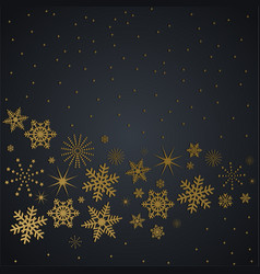 Christmas background seamless tiling great choice vector