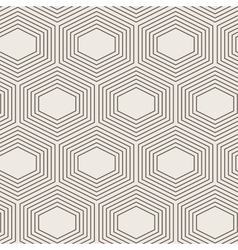 Seamless abstract geometric pattern of a vector image